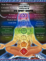 Chakra Tune Up Sessions