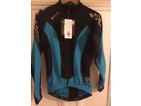 Polaris cycling sports jersey top small