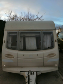 Avondale 6 berth with full size awning