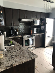 Fully furnished, bright and spacious 2 bedroom condo