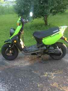 Scooter bws 2008 70cc