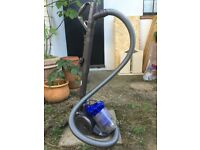 Small Dyson vacuum cleaner