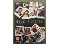 Gavin & Stacey DVD collection