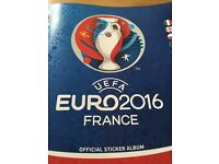 Help me finish euro 2016 sticker book