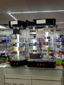 Acrylic Display for Jewelry / Cell phones etc. (Brand new)