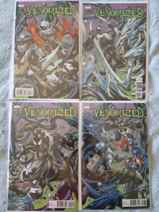Venomized 2-5 (Bagley Variants)
