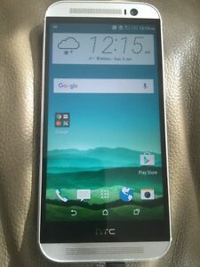 HTC One M8 factory unlocked wind mobilicity Rogers bell fido