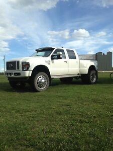 Lifted F450 King Ranch