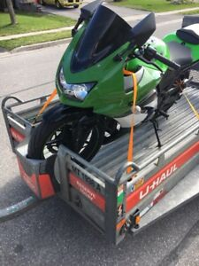 KAWASAKI NINJA 250 FOR SALE CHEAP