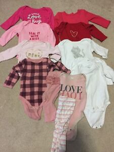 6-12 month girl lot Cambridge Kitchener Area image 2