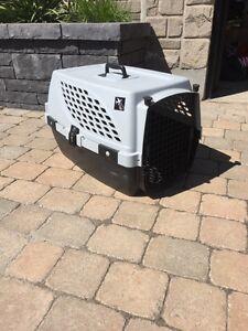 Cage de transport animaux Utilisée pour chiot braque Allemand