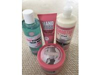 BRAND NEW Soap & Glory collection (x4)