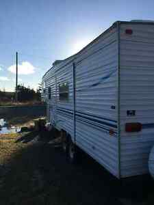 2001 28 Foot Prowler Fifthwheel Trailer or Trade St. John's Newfoundland image 2