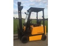 Junghinrinch Electric forklift truck
