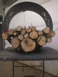 Fire wood stand (rack)
