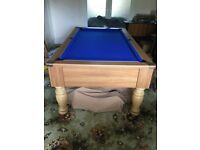 Pool / Snooker Table 4' X 7'