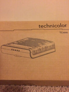 Cable Modem - Thomson / Technicolor TC4300