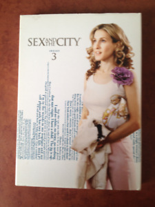 DVD Coffret Sex and the City saison 3