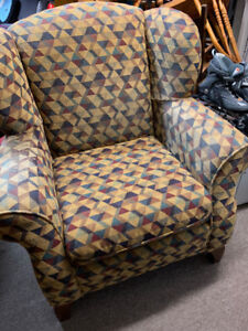 Modern Wing style chair