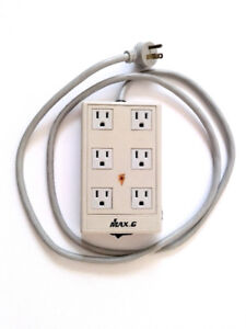 ***GREAT DEAL*** FS: PANAMAX MAX 6 SURGE PROTECTOR