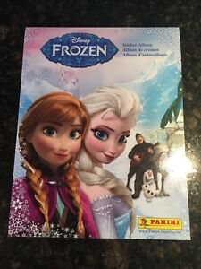 Disney frozen panini stickers trade or sell
