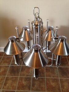 FOR  SALE HIGH QUALITY   CHANDLER  AND ISLAND LIGHTS
