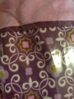 Really Pretty Crib Skirt- excellent condition