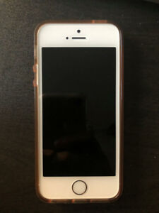 Perfect Condition iPhone 5S With Case