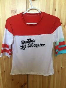New! Harley Quinn shirt - Daddys's lil Monster