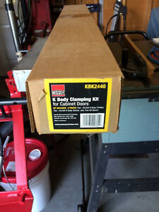 Bessey K Body Clamping Kit