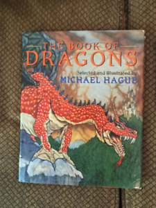 Michael Hague fantasy books on wizards and dragons