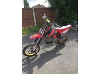 Honda 140cc Pitbike