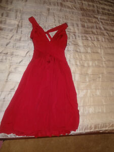 Perfect for the Holidays! BCBG Dress Size XS to M