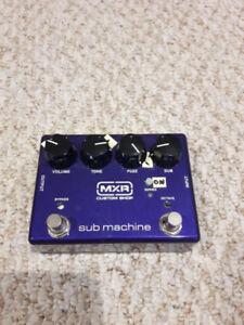 MXR Sub Machine - Fuzz Pedal