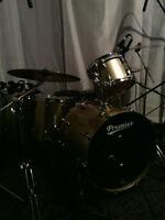 Drum Premier XPK performance serie Gold Dust