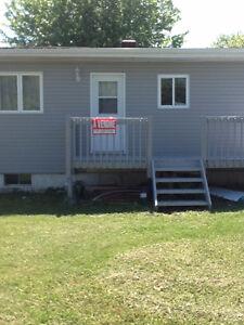 Chalet, ou petite maison a vendre