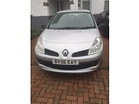 2006 (56) Renault Clio 1.2 5 door **** 57,000 MILLAGE