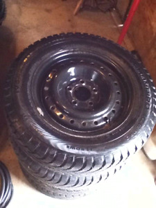 15 inch tires with rims