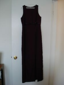 Women's Full Length Dress
