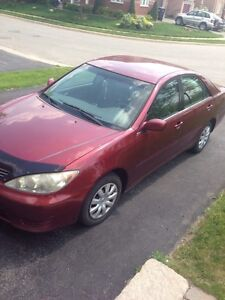 Toyota Camry 2005 ( Low Kms!!!)