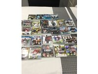 PS3 2 controllers 32 games