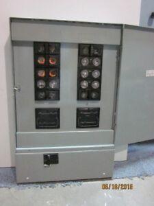 Entrée électrique 100 Amp