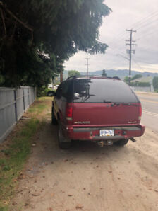 2005 Chevrolet Blazer SUV, Crossover