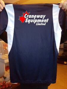 Hamilton/Stoney Creek area T-Shirt Printing Shop