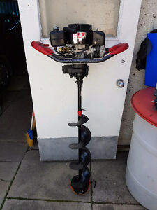 Ice auger