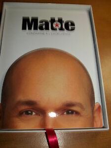 DVD MARTIN (MAXI) Matte Condamné à l'excellence - Coffret & CD