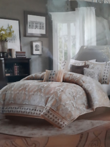 Brand New (still in a package) Comforter 7 Piece Set