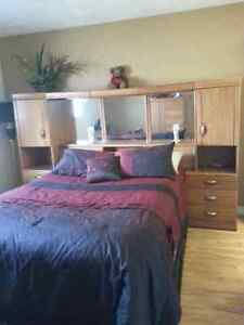 bed with frame for sale,