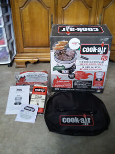 Cook-Air Wood-Fired Portable Grill