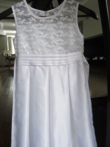 brand new communion dress in size 10 and 12